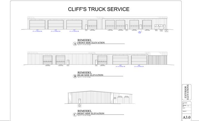 Cliff's Truck Service